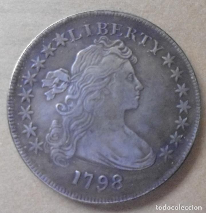 MONEDA DE 1798 (Numismática - Reproducciones)