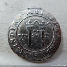 Reproducciones billetes y monedas: REPRODUCCION DE UNA MONEDA DEL SIGLO XVII O XVIII. Lote 221622683