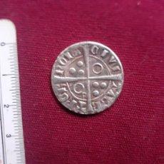 Reproducciones billetes y monedas: CATALUÑA. MONEDA REPRODUCCIÓN EN PLATA. Lote 221703887
