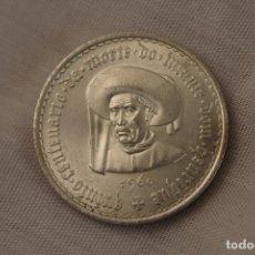 Reproduções notas e moedas: PORTUGAL MONEDA 20 ESCUDOS PLATA 1960 V CENT. DA MORTE DO INFANTE DOM HENRIQUE. Lote 226410370