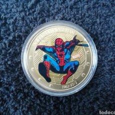 Reproducciones billetes y monedas: SPIDER-MAN. Lote 230164235
