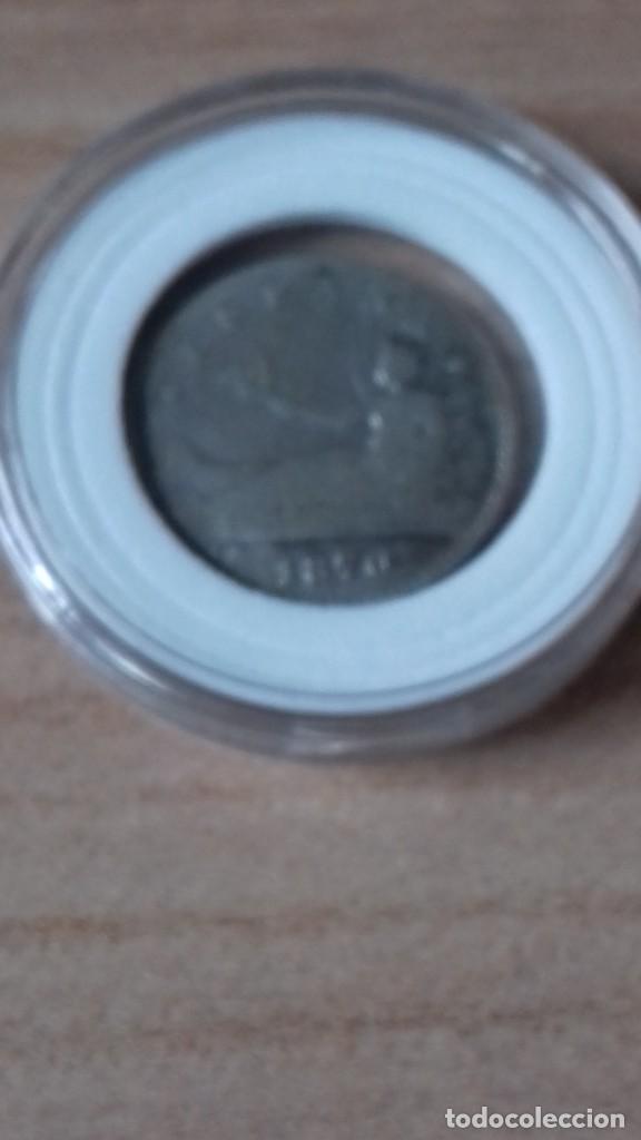 Reproducciones billetes y monedas: 50 Centimos del Gobierno provisional, convertida en ARRAS - Foto 2 - 231323695