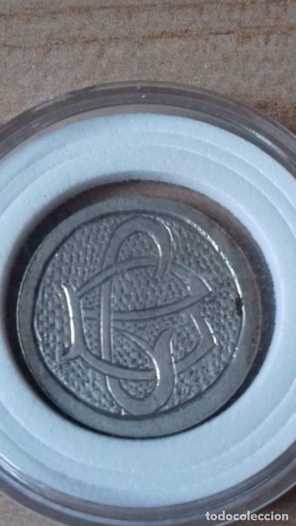 Reproducciones billetes y monedas: 50 Centimos del Gobierno provisional, convertida en ARRAS - Foto 6 - 231323695