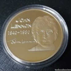 Reproducciones billetes y monedas: JOHN LENNON. Lote 231502100
