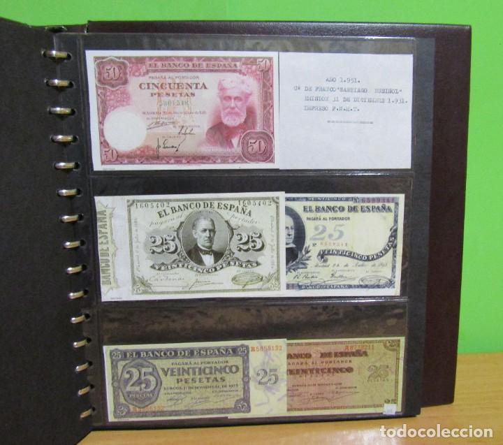 Reproducciones billetes y monedas: ALBUM CON 120 BILLETES EDICION FACSIMIL BILLETES DE 1871 A 1971 EXCELENTE PRESENTACION VER IMAGENES - Foto 29 - 231751065