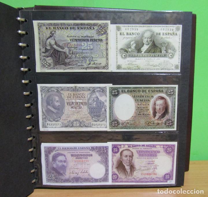 Reproducciones billetes y monedas: ALBUM CON 120 BILLETES EDICION FACSIMIL BILLETES DE 1871 A 1971 EXCELENTE PRESENTACION VER IMAGENES - Foto 31 - 231751065