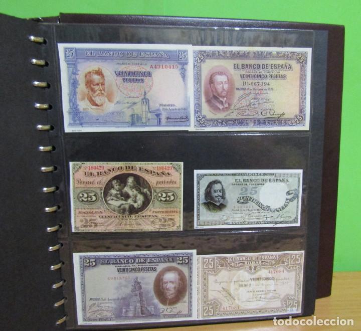 Reproducciones billetes y monedas: ALBUM CON 120 BILLETES EDICION FACSIMIL BILLETES DE 1871 A 1971 EXCELENTE PRESENTACION VER IMAGENES - Foto 32 - 231751065