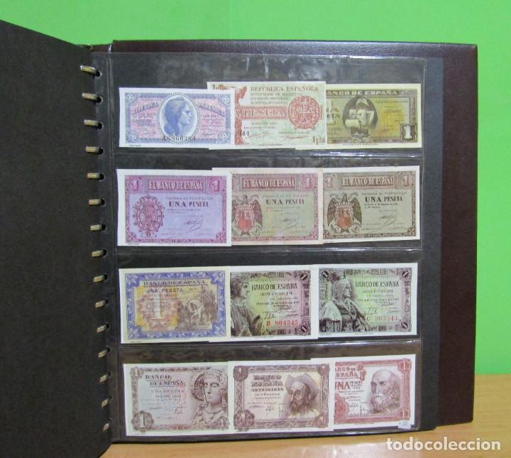 Reproducciones billetes y monedas: ALBUM CON 120 BILLETES EDICION FACSIMIL BILLETES DE 1871 A 1971 EXCELENTE PRESENTACION VER IMAGENES - Foto 33 - 231751065