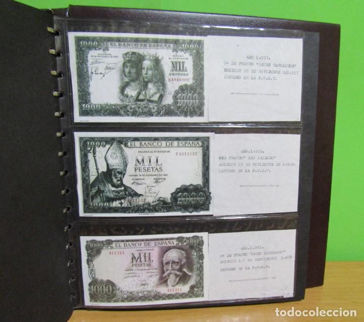 Reproducciones billetes y monedas: ALBUM CON 120 BILLETES EDICION FACSIMIL BILLETES DE 1871 A 1971 EXCELENTE PRESENTACION VER IMAGENES - Foto 36 - 231751065