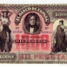 Reproducciones billetes y monedas: ALBUM CON 120 BILLETES EDICION FACSIMIL BILLETES DE 1871 A 1971 EXCELENTE PRESENTACION VER IMAGENES. Lote 231751065