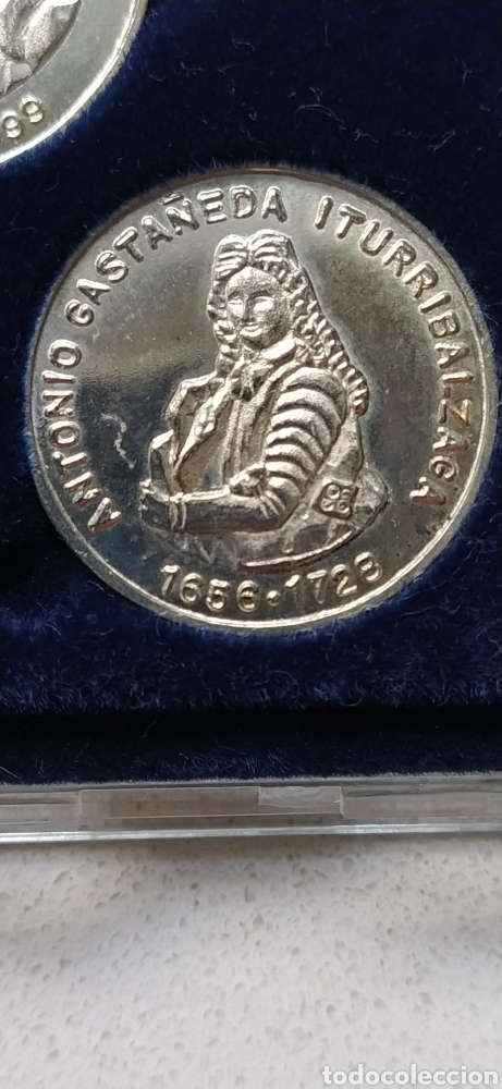 Reproducciones billetes y monedas: Guipuzcoanos universales del renacimiento - Foto 4 - 232311000