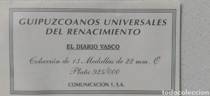 Reproducciones billetes y monedas: Guipuzcoanos universales del renacimiento - Foto 5 - 232311000
