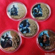 Reproducciones billetes y monedas: BATMAN. Lote 232477070