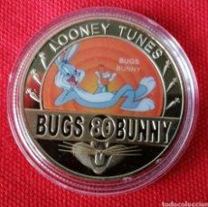 Reproducciones billetes y monedas: BUGS BUNNY. Lote 232477428