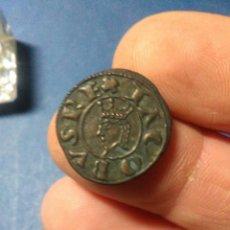 Reproducciones billetes y monedas: MONEDA ,DINER JAIME II ,1296-1301 ,MONEDA HISTORICA. Lote 232918615