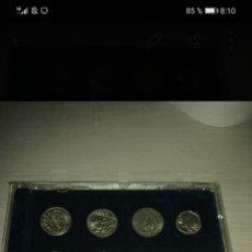 Reproducciones billetes y monedas: MONEDAS DE PLATA VALENCIANAS. Lote 244620165