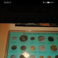 Reproducciones billetes y monedas: COLECCIÓN DE MONEDAS Y BILLETES VALENCIANAS. Lote 244624360