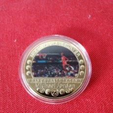 Reproducciones billetes y monedas: MICHAEL JORDAN. Lote 245186335