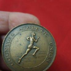 Reproducciones billetes y monedas: MONEDA CONMEMORATIVA COBRE 1958. Lote 245227290