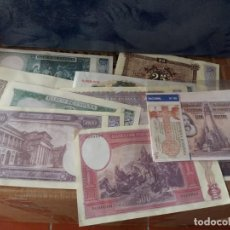 Reproductions billets et monnaies: LOTE DE BILLETES DE ESPAÑA FACSÍMIL DE COLECCIÓN. Lote 252216570