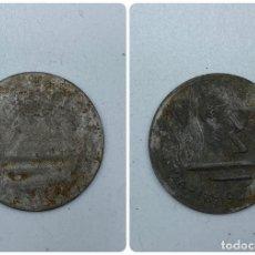 Reproducciones billetes y monedas: MONEDA. AJUNTAMENT OLOT. 15 CTS. RARA. REPRODUCCION. 1937. VER. Lote 253423335