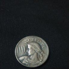 Reproducciones billetes y monedas: MONEDA 2 ZLOTE 1924 POLONIA. Lote 254451835