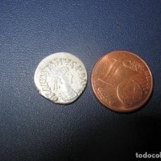 Reproducciones billetes y monedas: SILIQUA EN NOMBRE DE ANASTASIO I. SIGLO VI, SIRMIO; 1,37 G. BUSTO R. CON DIADEMA // MONOGRAMA,. Lote 257758420