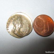 Riproduzioni banconote e monete: PLOTINA, VIFE DE TRAJANO.PLATA DENAR CIRCA 112, AV 7,29 G. PLOTINA AVG - IMP TRAIANI. Lote 258030735
