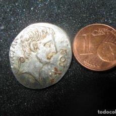 Riproduzioni banconote e monete: AUGUSTO, 27 A.C. AC - 14 DC DENARIO (3,76 G). 29-27 A. C. CHR. MZST. INDEFINIDO (¿ÉFESO?).. Lote 258092110