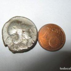 Reproduções notas e moedas: MONEDAS GRIEGAS CORINTHIA, CORINTH STATER ALREDEDOR DE 345-307, AR ,80 G. Lote 259754760