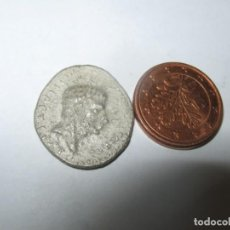 Reproduções notas e moedas: BRUTO. FINALES DE VERANO-OTOÑO 42 A. C. AR DENARIO -17 MM, 2,8 GR:. Lote 259756410