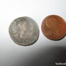 Reproduções notas e moedas: IMPERIO ROMANO, SABINA. AUGUSTA (128-136 D.C.) AR DENARIO (3,38G) ROMA (134-136) CONCORDIA,. Lote 259887625