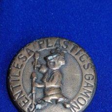 Reproducciones billetes y monedas: MONEDA PLÁSTICOS GAMON - BONUS. Lote 259895460
