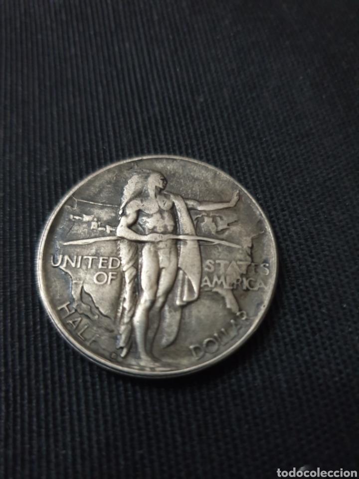MONEDA HALF DOLLAR 1933 (Numismática - Reproducciones)