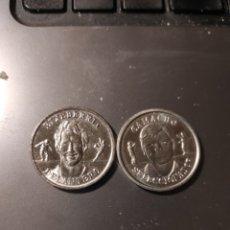 Reproducciones billetes y monedas: 2 MONEDAS SELECCION ESPAÑOLA. Lote 263099765