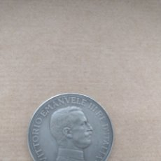 Reproducciones billetes y monedas: MONEDA RÉPLICA ITALIANA. Lote 263587595