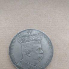 Reproducciones billetes y monedas: MONEDA ITALIANA REPLICA. Lote 263589625