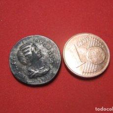 Reproducciones billetes y monedas: JULIA DOMNA, ESPOSA DE SEPTIMIUS SEVERUS, +218, AR DENARIUS (196-211). Lote 263695830
