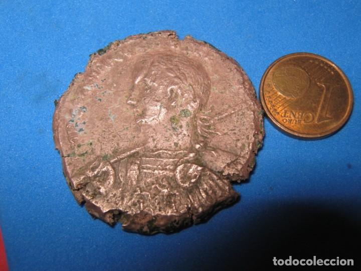 GORDIAN III. 238-244 AD. 24,40 GR BROZE . OCEANIA (Numismática - Reproducciones)