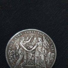Reproduções notas e moedas: MNEDA 5 FRANCS 1836-1876 FRANCIA. Lote 266980194