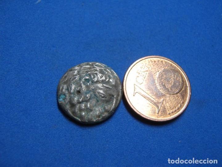 OSTKELTEN. SYRMIEN. TIPO DE GANCHO DE BOLA. PLATA 3,40 GR CA 250 PARA KEISTUS (Numismática - Reproducciones)