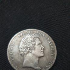 Reproducciones billetes y monedas: MONEDA LUDWIG L KOENIG 1831 ESTADOS ALEMANES. Lote 269757888