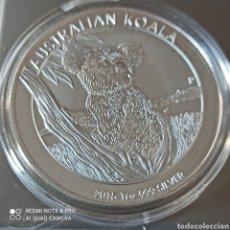 Reproduções notas e moedas: 1 DÓLAR AUSTRALIA 2016,SIN CIRCULAR,AUSTRALIAN KOALA, MONEDA PROOF.. Lote 270523173