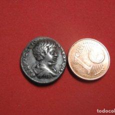Reproduções notas e moedas: GETA + CARACALA COMO NIÑOS 200..202 ROMA. Lote 274655298