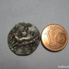 Reproduções notas e moedas: MONEDA ROMANA -SPINTRIA (3,40 G), ACUÑADA EN LA ÉPOCA DE TIBERIUS 14-37. AV:. Lote 274665858