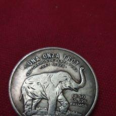Reproduções notas e moedas: MONEDA CASA DE MONEDAS MÉXICO 1951. Lote 275332413