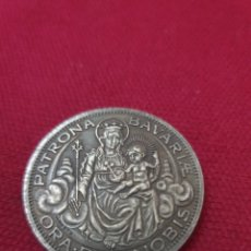 Reproducciones billetes y monedas: MONEDA PATRONA BAVARIA 1928. Lote 275716478