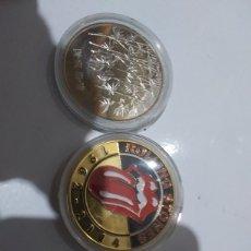 Reproduções notas e moedas: MONEDAS.. Lote 284807563