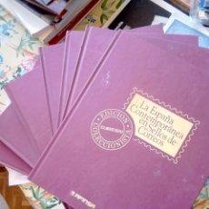 Reproduções notas e moedas: ENORME LOTE DE COLECCIONABLES DE REPRODUCCIONES DE BILLETES Y SELLOS DE ESPAÑA Y MÁS. Lote 293775293