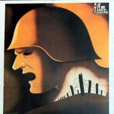 Collezionismo di affissi: REPRODUCCION CARTEL GUERRA CIVIL 80, ESPAÑA UN DOCUMENTAL HISTORICO 1936, PEDRAZA, FILM POPULAR. Lote 17561833